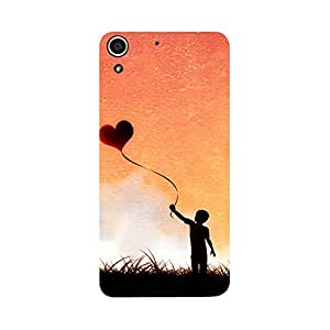 Digi Fashion premium printed Designer Case for HTC Desire 728G