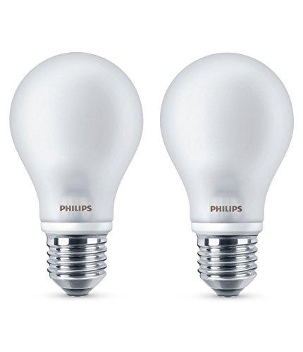 philips-incaled7sm2bc-2-lampadine-led-classic-a60-e27-plastica-bianco-7-watts