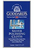 "Northern Lab-Goddards 707684 Goddard's Long Shine Silver Care Cloth (17.5"" x 13"")"