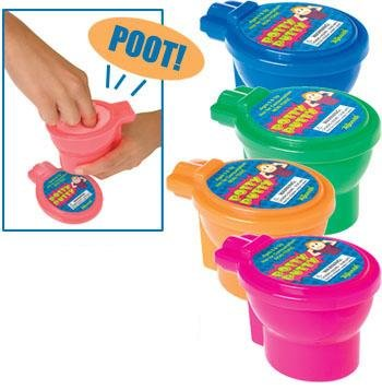 Toysmith Potty Noise Putty