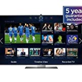 "Samsung UE55F9000 Smart 3D Ultra HD (4K) 55"" LED TV"