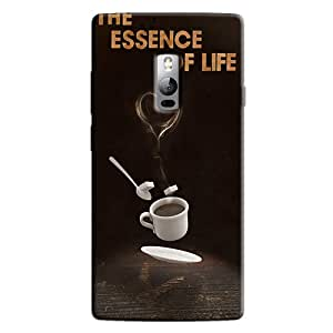 ESSENCE OF LIFE BACK COVER FOR ONE PLUS TWO