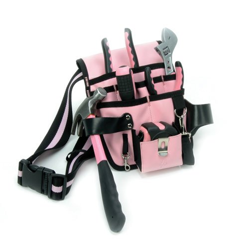 Little Pink Tool Pouch &#038; Belt &#8211; Free UPS Ground Shipping