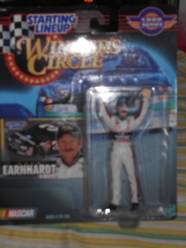 Winner's Circle Starting Lineup Nascar Dale Earnhart Sr. Figure