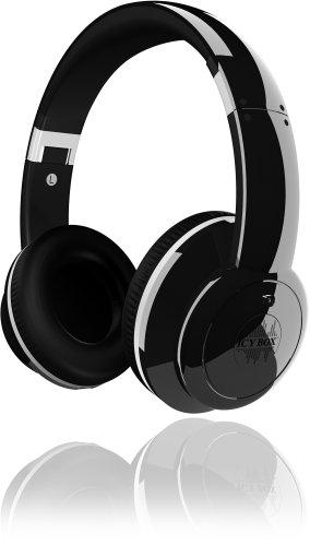 Icy Box Big City Vibes Kopfhörer (3,5mm Klinkenstecker) schwarz
