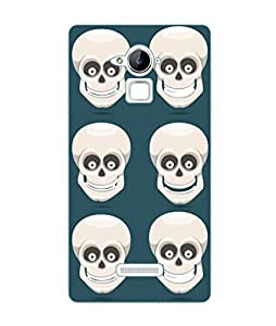 Happoz Coolpad Note 3 lite Cases Back Cover Mobile Pouches Shell Hard Plastic Graphic Armour Premium Printed Designer Cartoon Girl 3D Funky Fancy Slim Graffiti Imported Cute Colurful Stylish Boys D025