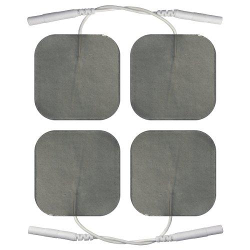 electrostimulation axion prime en argent carbone pour lectrodes tens ems nervstimulator 4. Black Bedroom Furniture Sets. Home Design Ideas