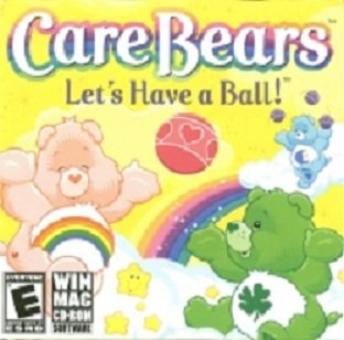 Care Bears Let'S Have A Ball front-467644