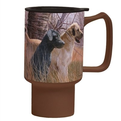 Lang 2127001 Autumn Labs Travel Mug