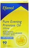 Efamol 500mg Pure Evening Primrose Oil - Pack of 90 Capsules