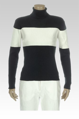 Buy Colour-Block Turtleneck