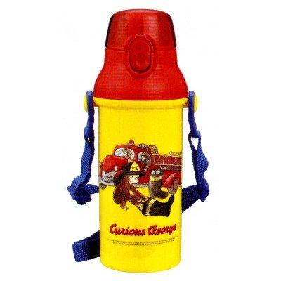おさるのジョージ 水筒 消防車