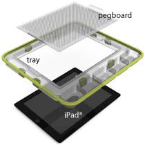 Perler iPegboard Starter Kit