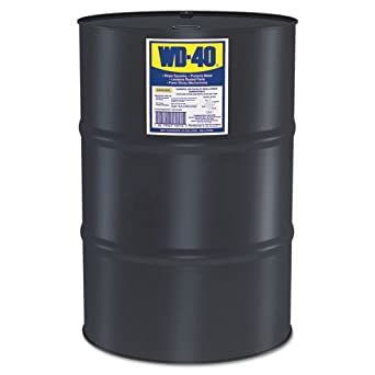 drum of anal lube gallon 55
