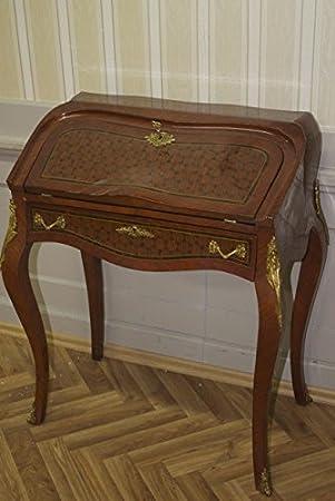 Secreter escritorio barroco antiguo LouisXV lads0dcp-750C