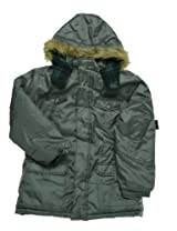 Extreme Boy's Fleece Lined Coat