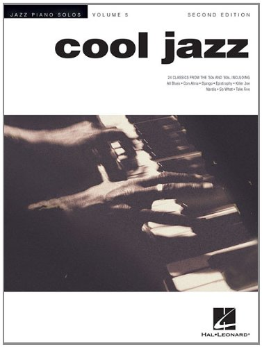 Cool Jazz: Jazz Piano Solos Series