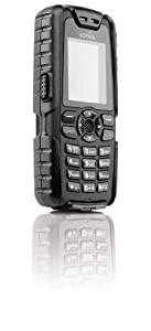 Sonim Rugged Unlocked GSM Phone with Built in gps navigation and 2 Mega Pixel Camera (Black)