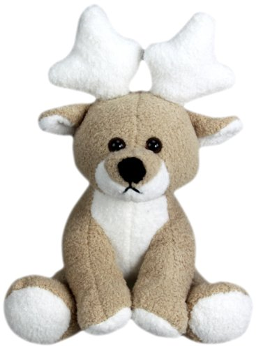 "Purr-Fection Buckley Deer 7"" Plush"
