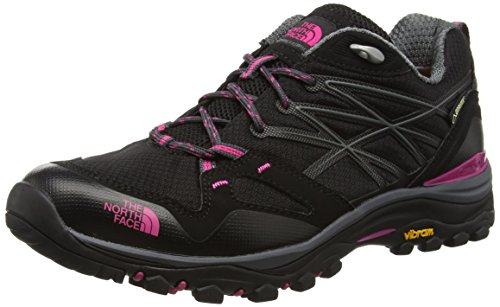 The North Face Hedgehog Fastpack Gore-Tex, Scarpe da Trekking da Donna, Colore Nero (Tnf Black/Society Pink Ss2), Taglia 6 UK (39 EU)