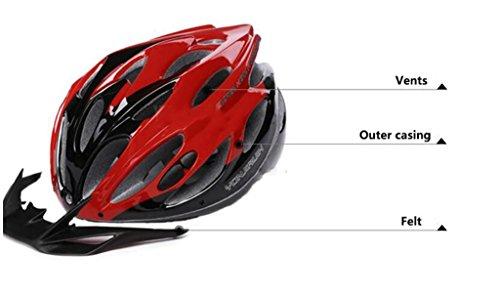 Rainbow flower Bicycle helmet riding helmet integrally molded helmet mountain bike cycling equipment