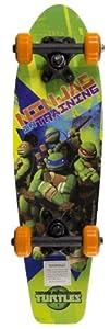 Buy Teenage Mutant Ninja Turtles Kid's Resolute Heroes Wood Cruiser Skateboard, 21-Inch by Teenage Mutant Ninja Turtles