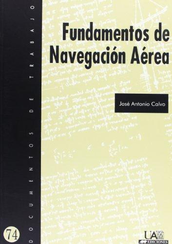 Fundamentos de Navegación Aérea (Documentos de trabajo)