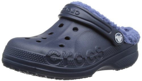 Little Boys Crocs - Baya 10/11, Navy