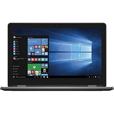 Newest Dell Inspiron 15 Flagship 15.6-inch HD Laptop, 5th Gen Intel Core i5-5200U, 4GB RAM, 500GB HD, GeForce 820M 2GB, DVD RW, HDMI, Bluetooth, Windows 10 MaxxAudio