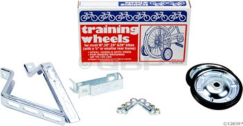 Wald 742 Training Wheels (16-26-Inch)