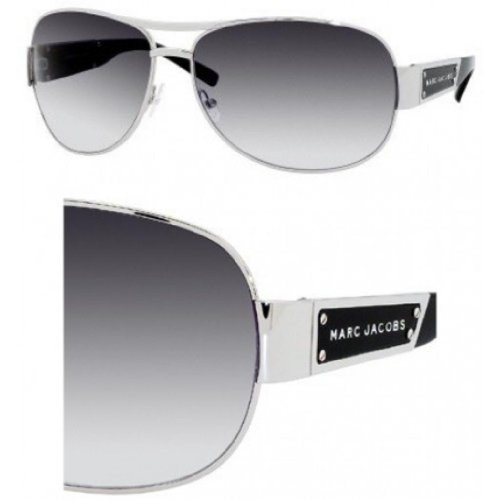 Marc Jacobs Marc Jacobs 125/U/S Palladium Black