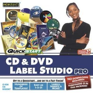 Quickstart CD & DVD Label Studio Pro