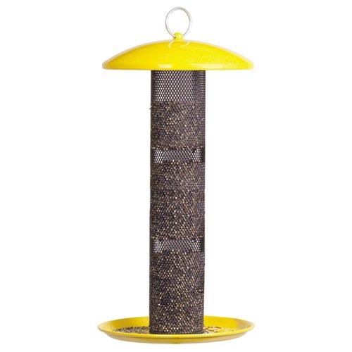Cheap No/No Yellow Straight Sided Finch Feeder  YSSF00346 (YSSF00346)