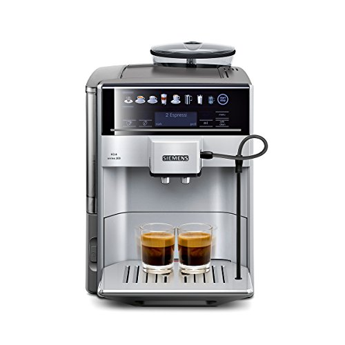 siemens te613501de kaffeevollautomat eq6 300 direktwahl  ~ Kaffeemaschine Nutzungsdauer