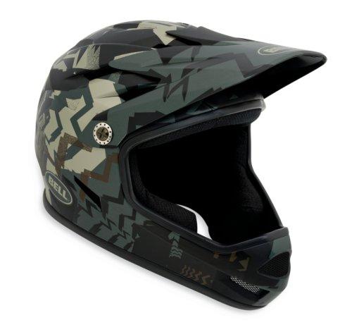 Buy Low Price Bell Sanction BMX/Downhill Helmet (202-5)