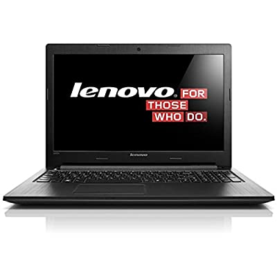 Lenovo 100-15IBD 15.6-inch Laptop (Core i3-5005U/4GB/500GB/DOS/Integrated Graphics), Black Texture