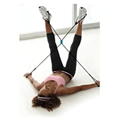 Buy Bally total Fitness BY7661TQ Pilates 4 Way Stretch by Bally Total Fitness
