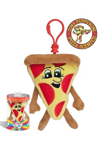 Whiffer Sniffers Tony Pepperoni Collectible Backpack Clip