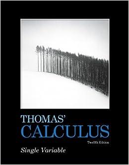 Thomas' Calculus, Single Variable price comparison at Flipkart, Amazon, Crossword, Uread, Bookadda, Landmark, Homeshop18