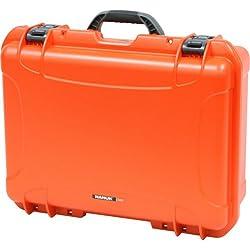 Nanuk 940 Case with Cubed Foam (Orange)