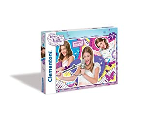 Clementoni 30414 - Puzzle Violetta, 500 Pezzi