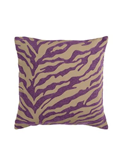 Surya Zebra Pillow