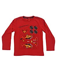 Snoby Boys full sleeves T-shirt(SBY956)