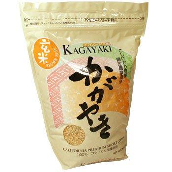 Kagayaki Brown Rice 4.4 lbs (Brown Rice Sushi compare prices)