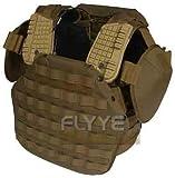 Flyye Armour Ver.FE ボディアーマー CB サイズ:XL