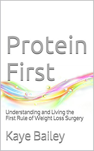 Protein First: Understanding and Living the First Rule of Weight Loss Surgery (LivingAfterWLS eBook Shorts 3) by Kaye Bailey
