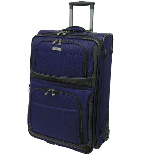 travelers-choice-conventional-ii-22-inch-rugged-rollaboard-navy