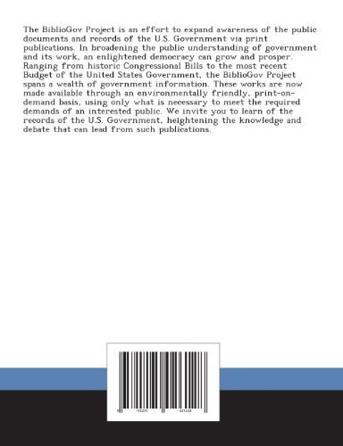 S. Hrg. 110-189: Process of Federal Recognition of Indian Tribes