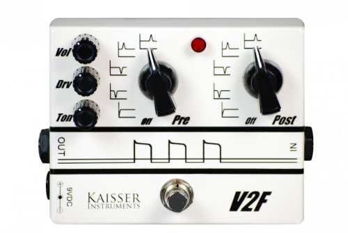 Kaisser Instruments V2F Distortion (Clearance)