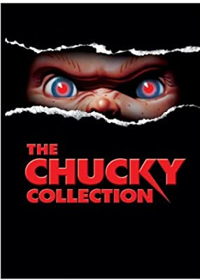 The Chucky Collection (Child's Play 2 / Child's Play 3 / Bride of Chucky)